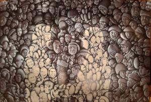 Рис.18. Illuminated surface (Освещенная поверхность), 1986-88