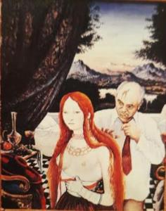 Рис.25. Юдифь и Олоферн,1991