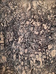 Рис.34. Сущность бытия, 1988