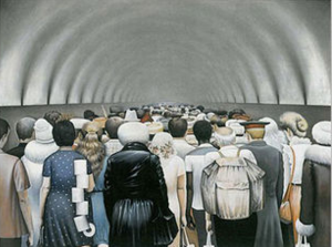 Рис.7. The passage (Проход / Переход), 1985