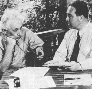 Эйнштейн и Сцилард