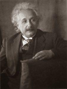 Альберт Эйнштейн. 1931 год